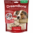 DreamBone Chicken Chews - Mini (24 Pack)