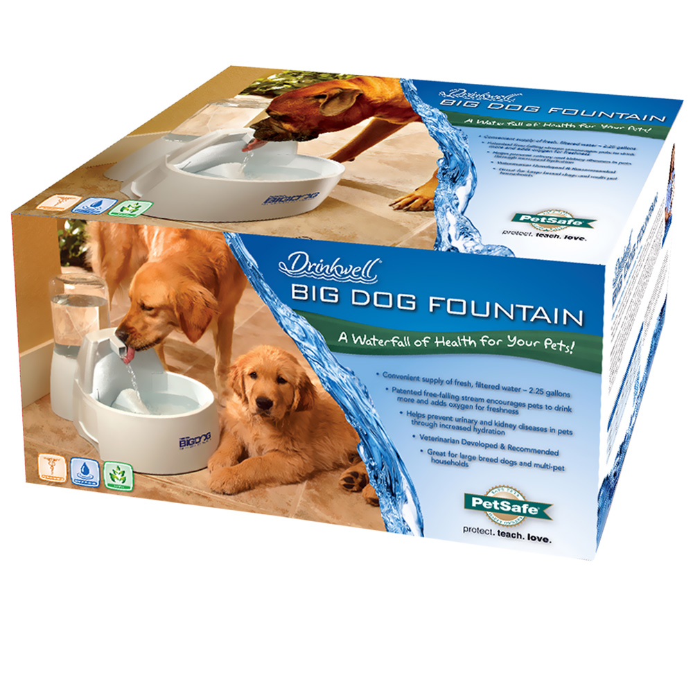 Drinkwell Big-Dog Pet Fountain im test