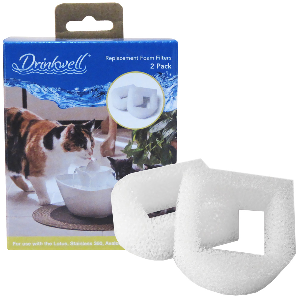 Drinkwell Foam Filter (2 Pack) im test