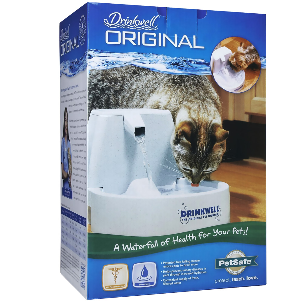 Drinkwell The Original Pet Fountain im test