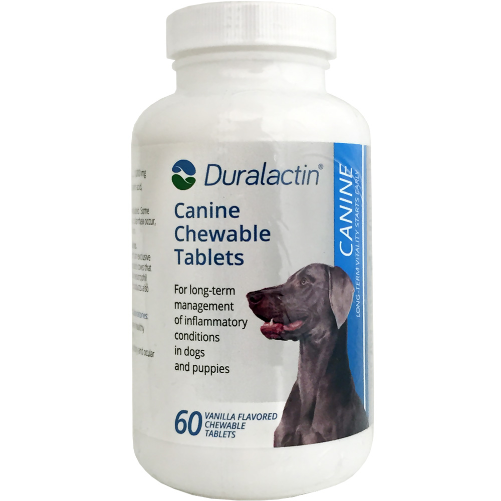 Duralactin Canine 1000 mg (60 tablets) im test