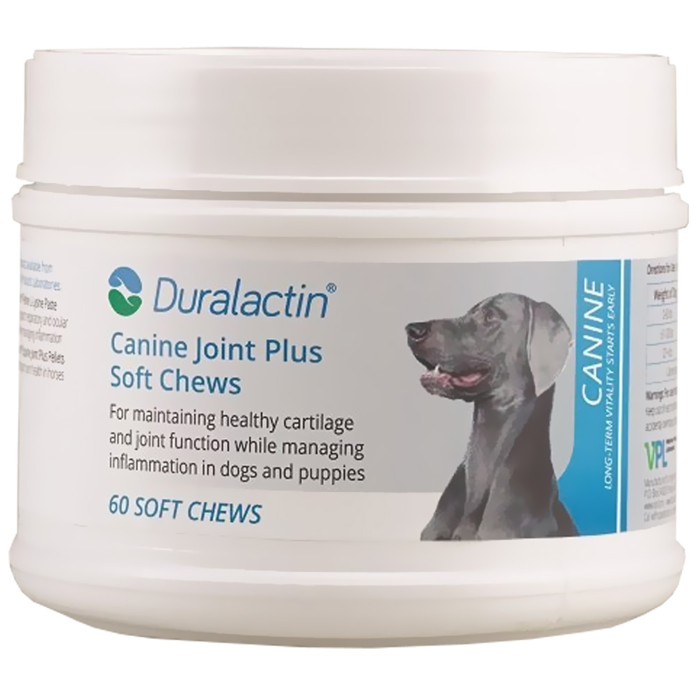 Duralactin Canine Joint Plus Soft Chews (60 count) im test