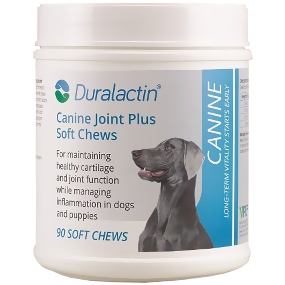 Duralactin Canine Joint Plus Soft Chews (90 count) im test