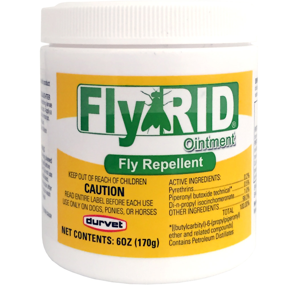 Image of Durvet Fly Rid Ointment (6 oz)