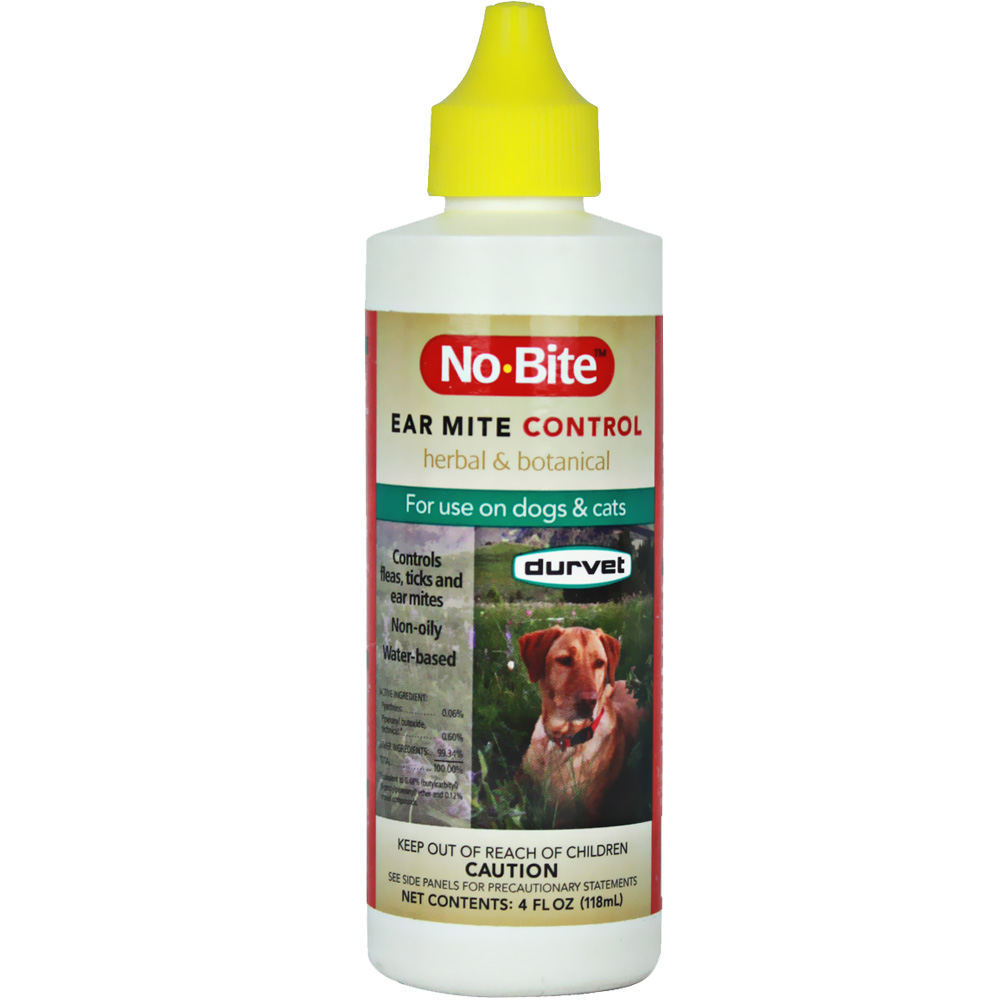 Image of Durvet No-Bite Ear Mite Control (4 fl oz)