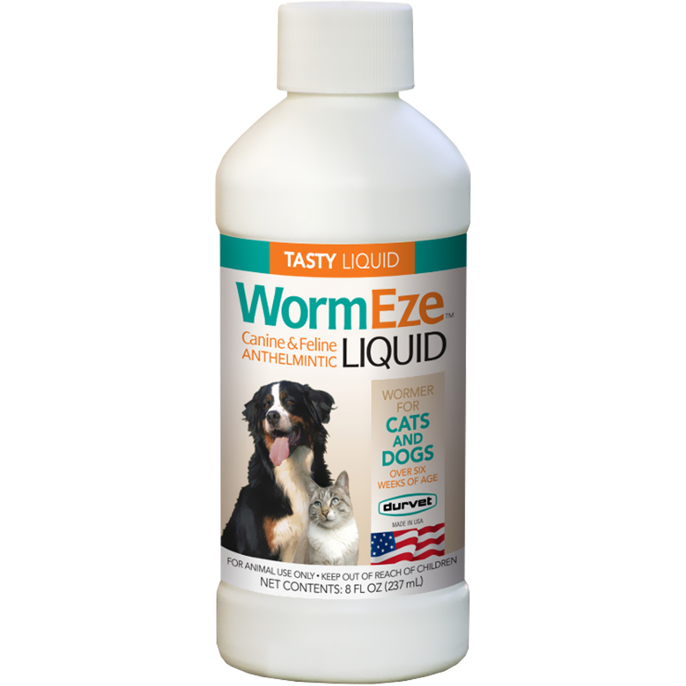 DURVET-WORMEZE-CANINE-CAT-LIQUID