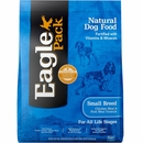 Eagle Pack Natural Small Breed Chicken & Pork Meal Formula Dry Dog Food (15 lb)