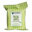 Earthbath Facial Wipes (25 count)