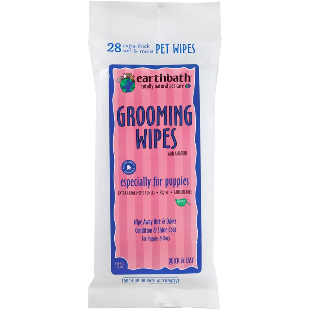 Earthbath Grooming Wipes for Puppies (28 ct) im test
