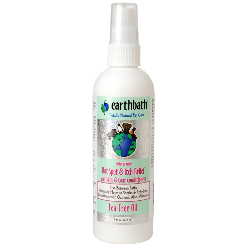 Image of Earthbath Hot Spot & Itch Relief Tea Tree Oil (8 fl oz)
