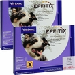 Effitix Topical solution for Dogs 23-44.9 lbs. - 6 Months
