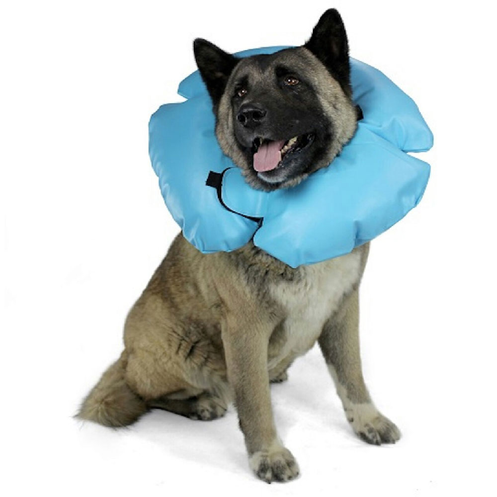 """""""VetOne Eliz Air-Tight Inflatable Collar, X-Large, 18"""""""" and Up"""" im test"""
