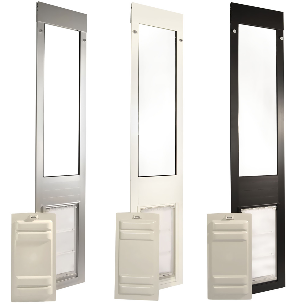 Patio Pacific Quick Panel 3 Satin Frame Large 93 Inches