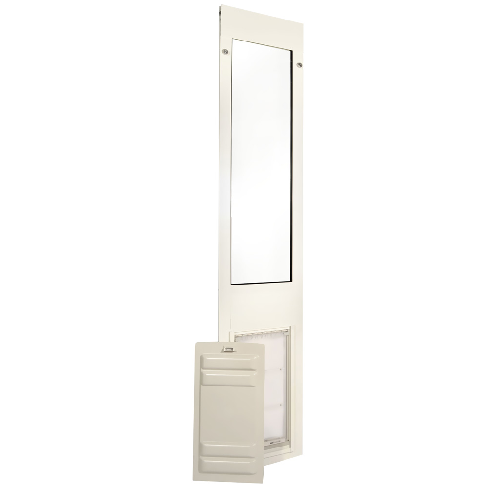 Patio Pacific Quick Panel 3 White Frame Extra Large 77 Inches