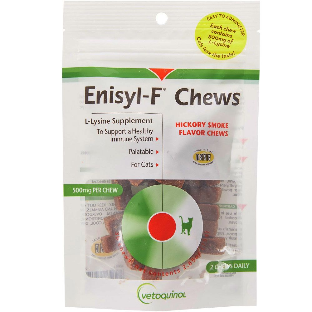 ENISYL-F-CHEWS-CATS-30-COUNT