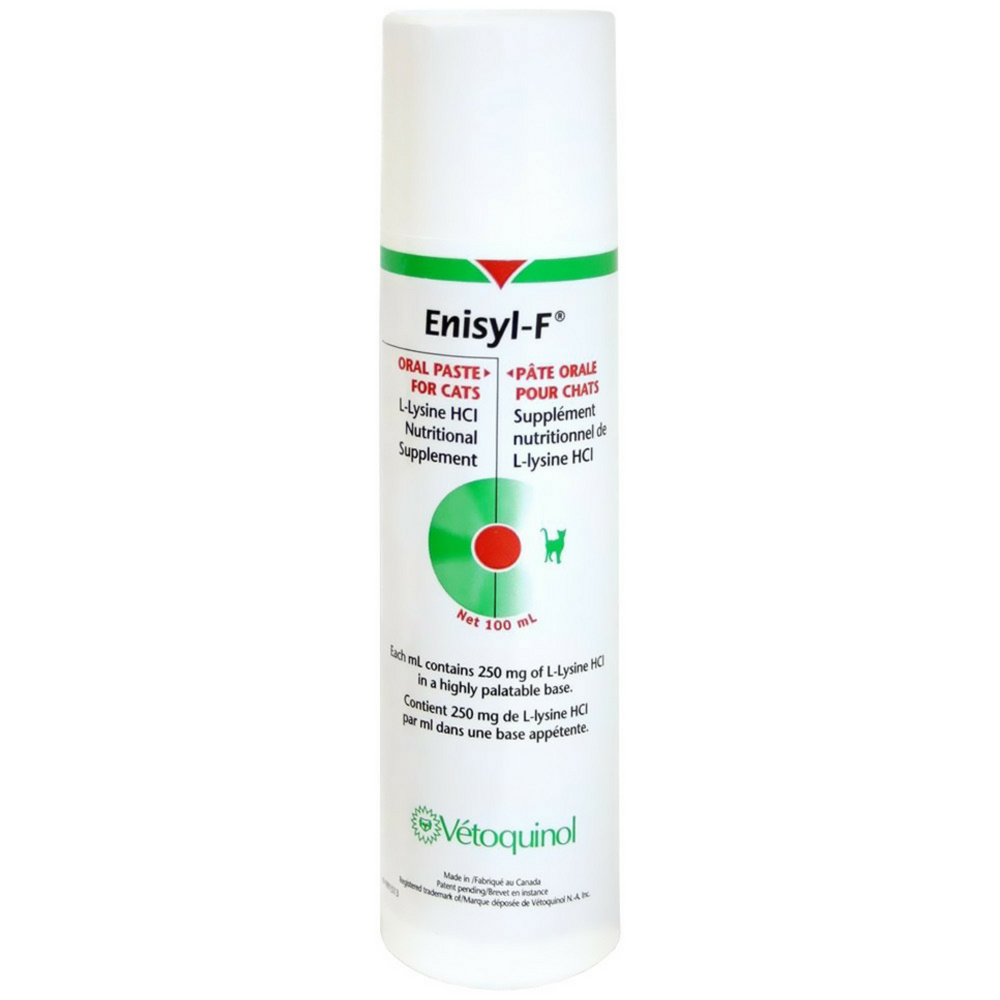 Image of Enisyl-F Oral Paste for Cats - 100 mL