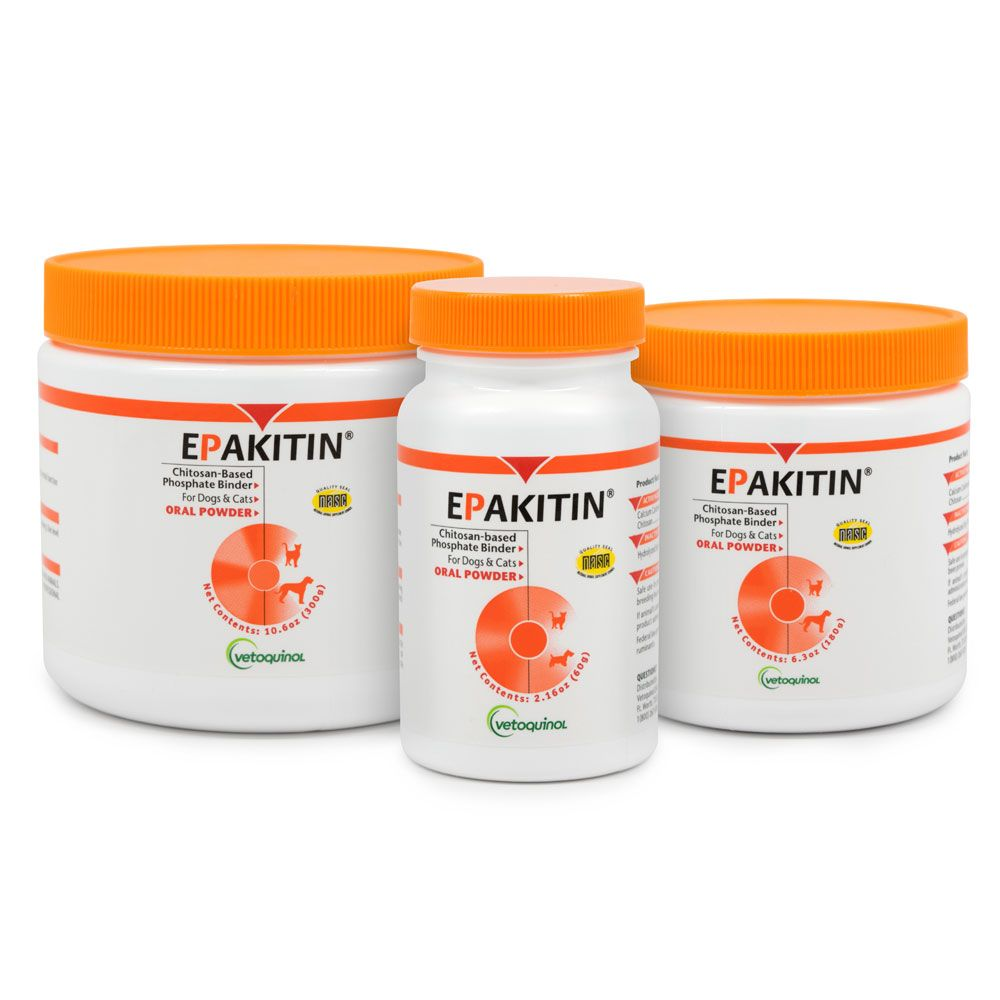 Epakitin for Dogs & Cats