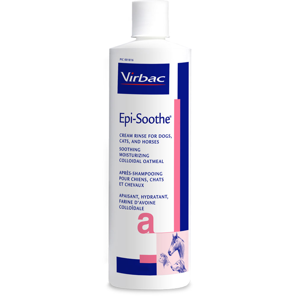 Epi-Soothe Cream Rinse and Conditioner by Virbac (8 fl oz) im test