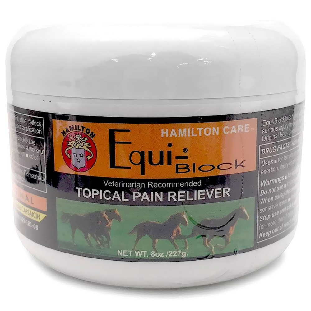 Equi-Block for HORSES (8 oz) im test