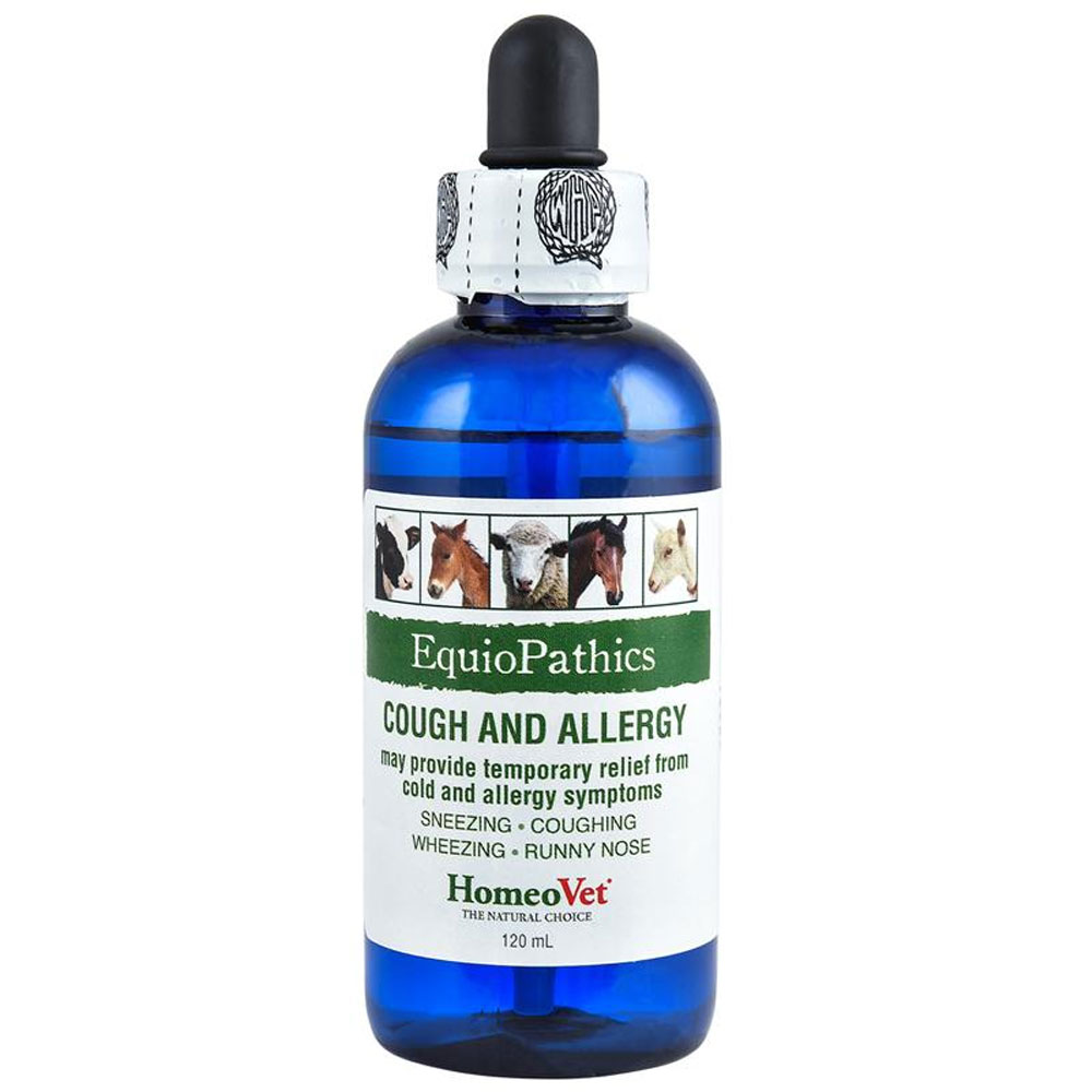 EquioPathics Cough & Allergy (120 ml) im test
