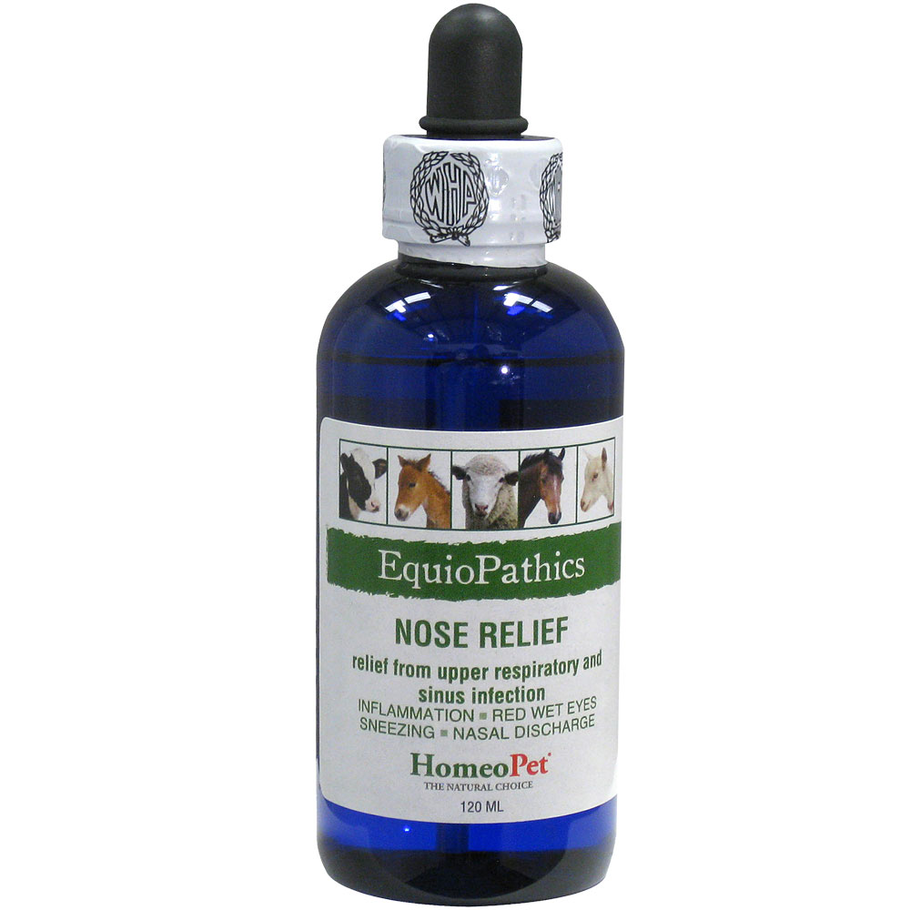 EquioPathics Nose Relief (120 ml) im test