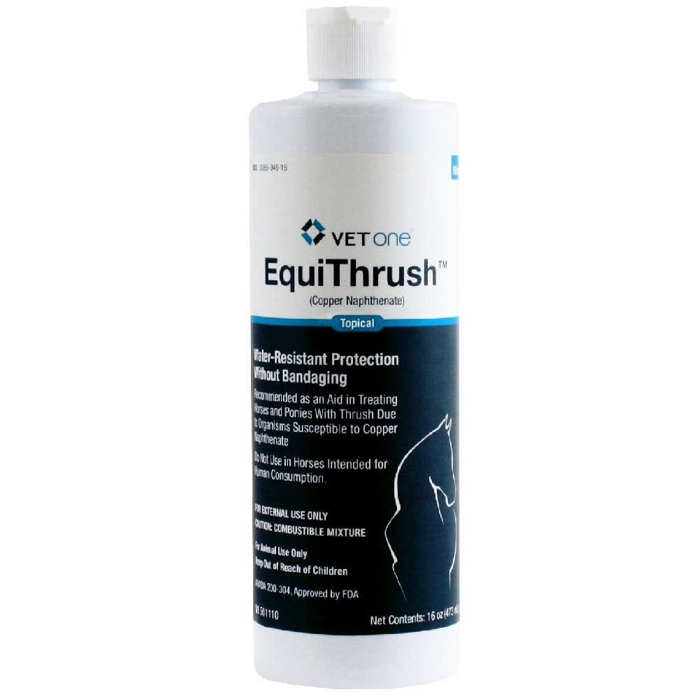 EquiThrush, 16oz im test