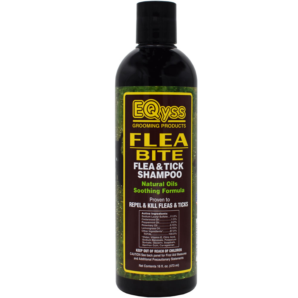 EQyss Flea Bite - Flea & Tick Shampoo for Pets (16 fl oz) im test