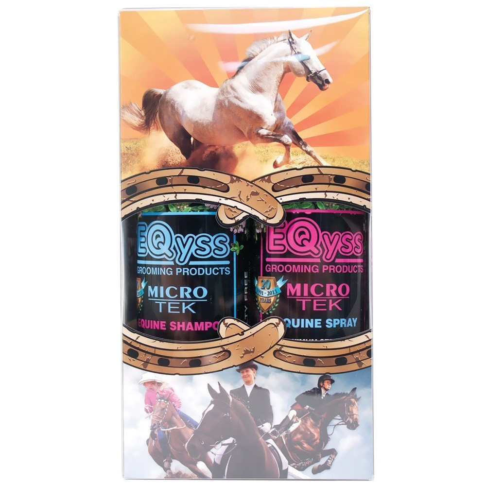 Eqyss Horse Grooming Products