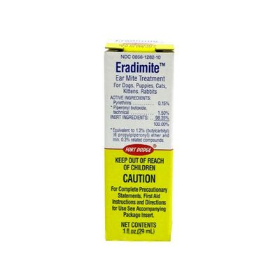 Image of Eradimite 1 oz - For Dogs - from EntirelyPets