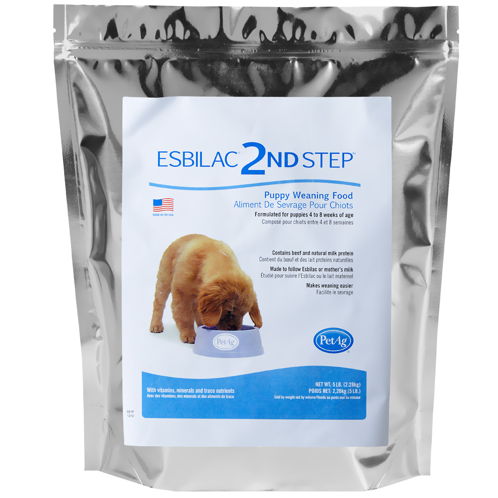 Esbilac 2nd Step Puppy Weaning Food (5 lb) im test