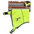 Essential Visibility Dog Vest Neon Yellow - Small