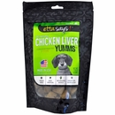 Etta Says! Freeze Dried Chicken Liver Yumms Dog Treats (2.5 oz)