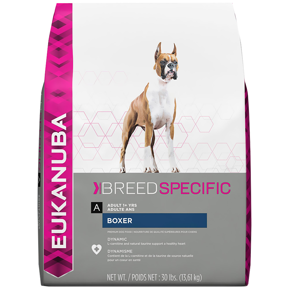 Eukanuba Breed Specific Dog Food Adult - Boxer (30 lb) im test