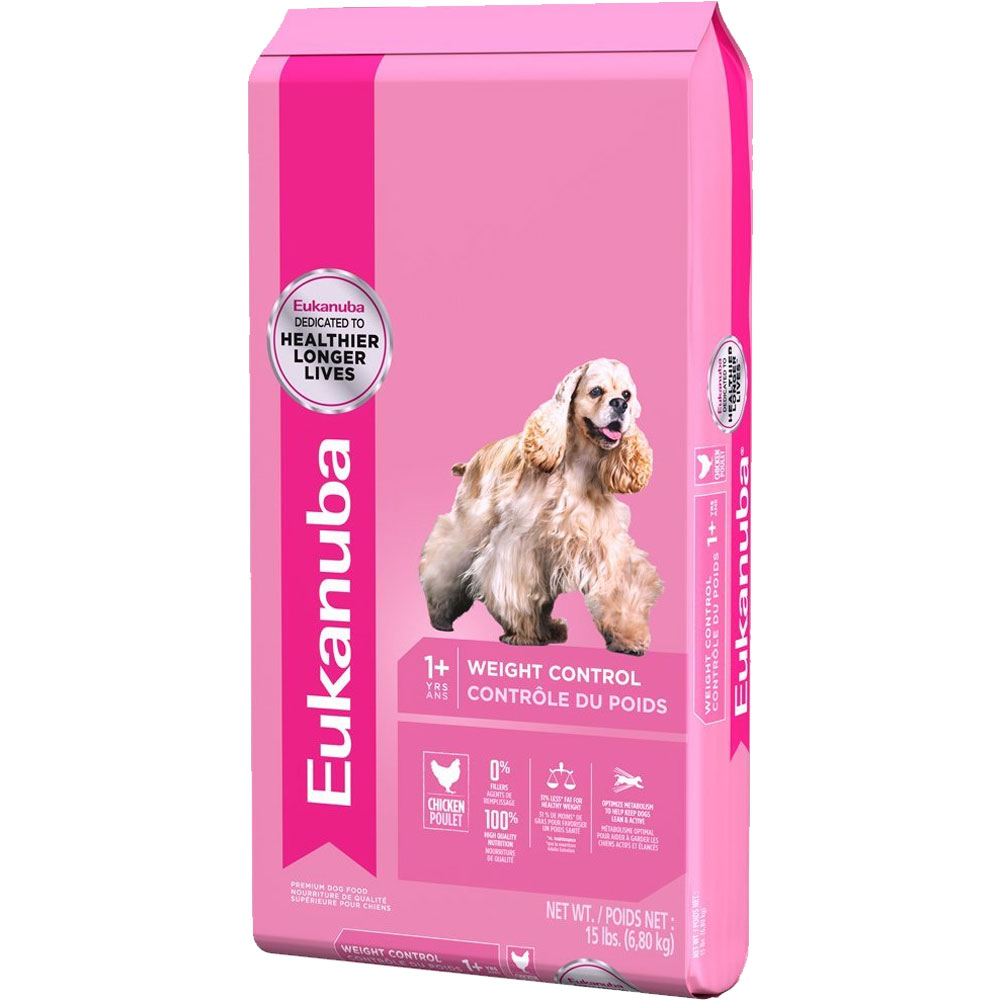 Eukanuba Adult Weight Control Dog Food (15 lb) im test