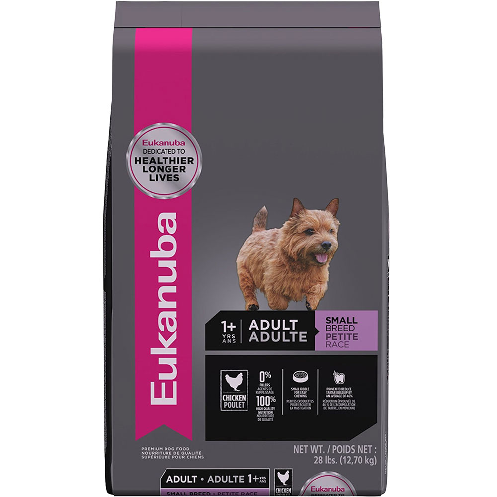 Eukanuba Adult Small Breed Dog Food (28 lb) im test