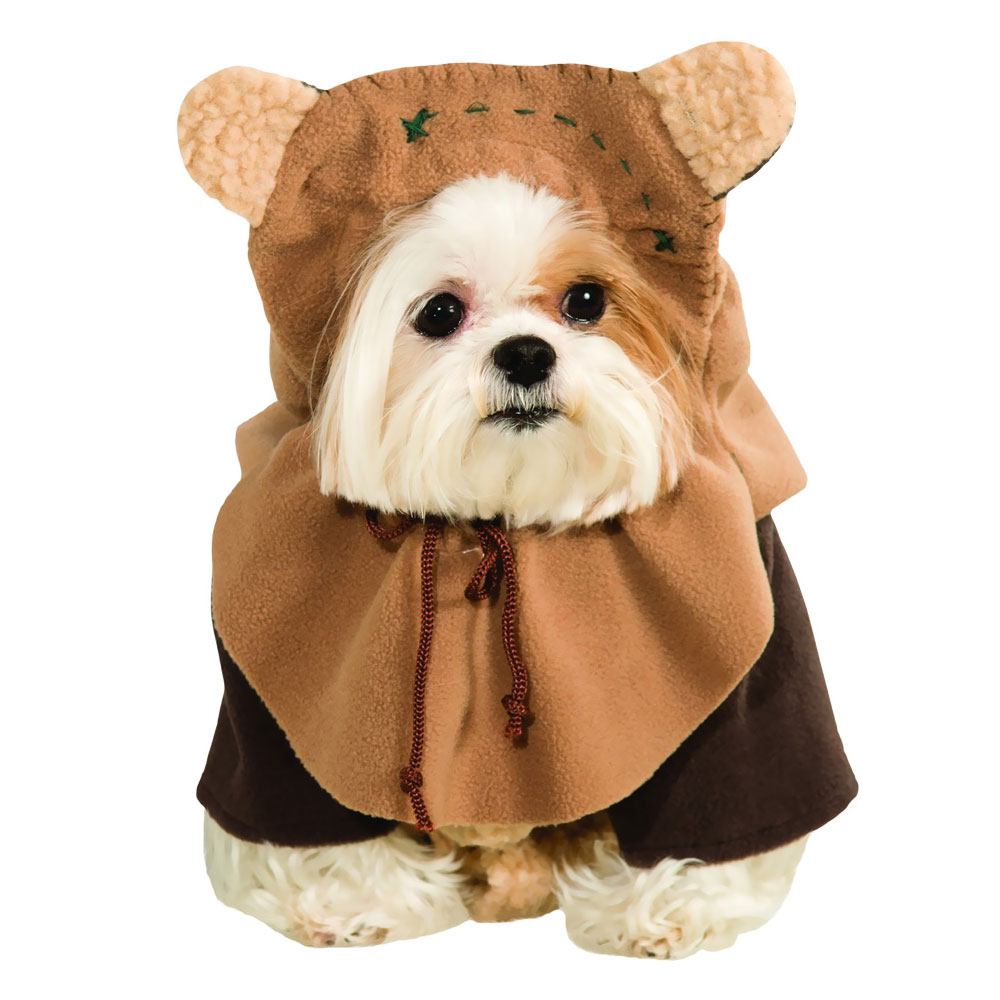 Ewok Dog Costume - XLarge im test