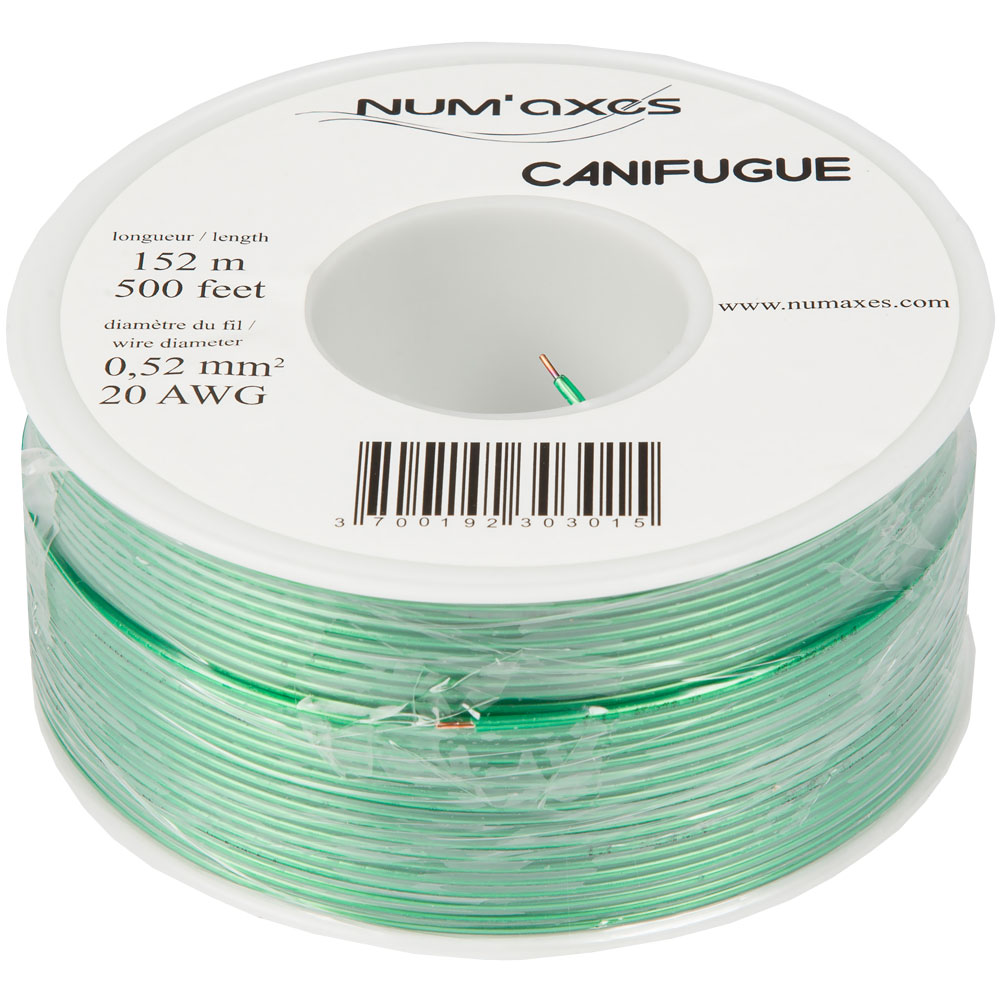 Image of Eyenimal Classic Dog Fence - Reel Of Copper Cable 500 Ft