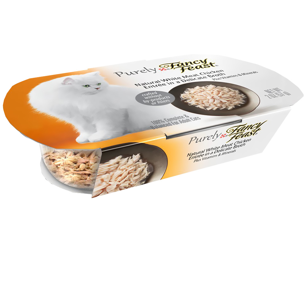 Fancy Feast Appetizers Chicken in Broth (2 oz) im test