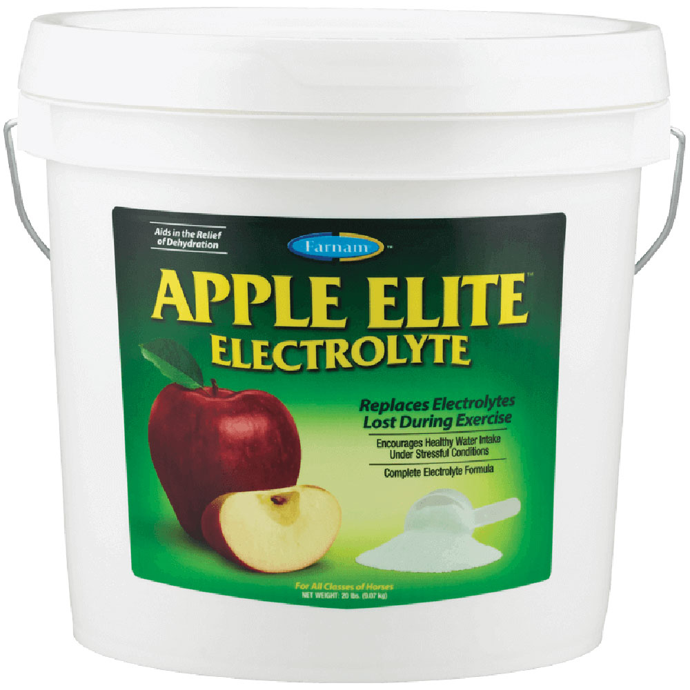 Farnam Apple Elite Electrolytes Supplement 20lb im test