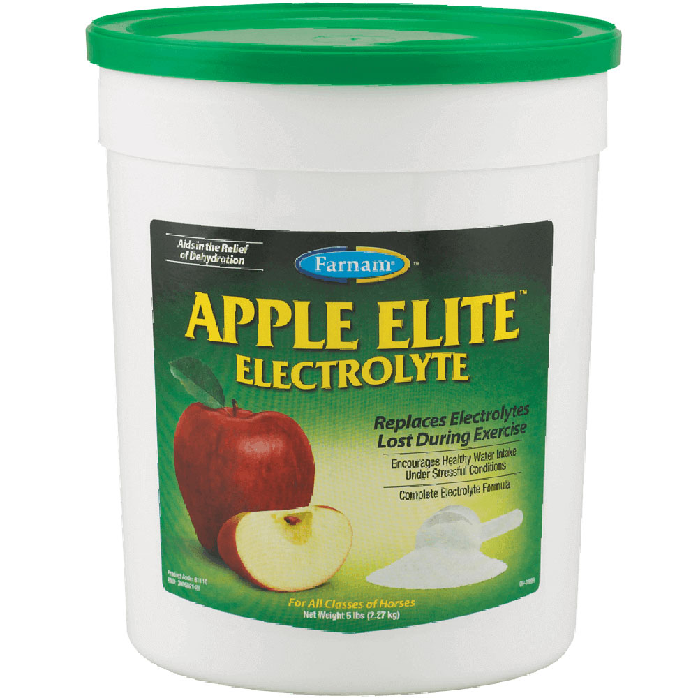 Farnam Apple Elite Electrolytes Supplement 5lb im test