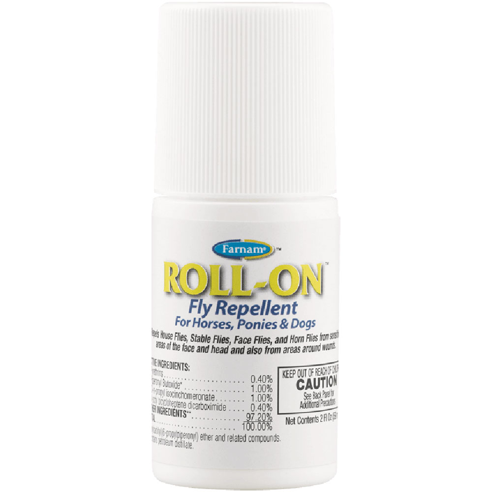 Farnam Roll-On Fly Repellent, 2oz im test