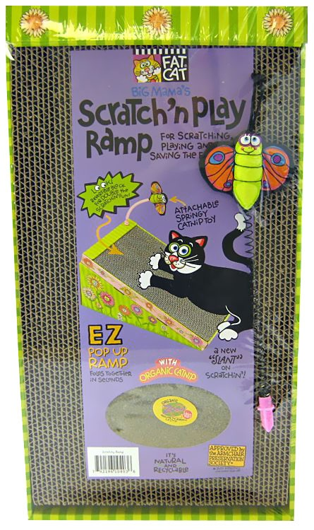 FAT-CAT-CAT-SCRATCHERS