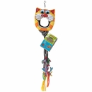 Fat Cat Catfisher Doorknob Hanger