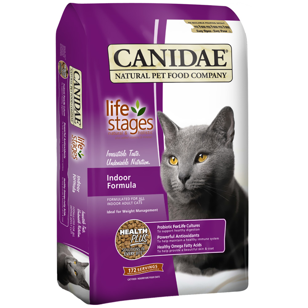 Canidae Life Stages Indoor Formula Dry Cat Food (15 lb) im test