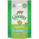 Greenies Feline Dental Treats - Catnip Flavor (2.1 oz)