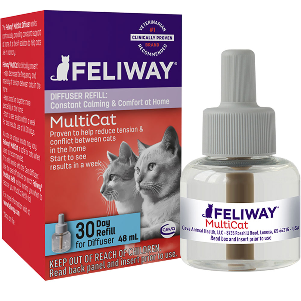 FELIWAY MultiCat Refill for Cats (48 ml) im test