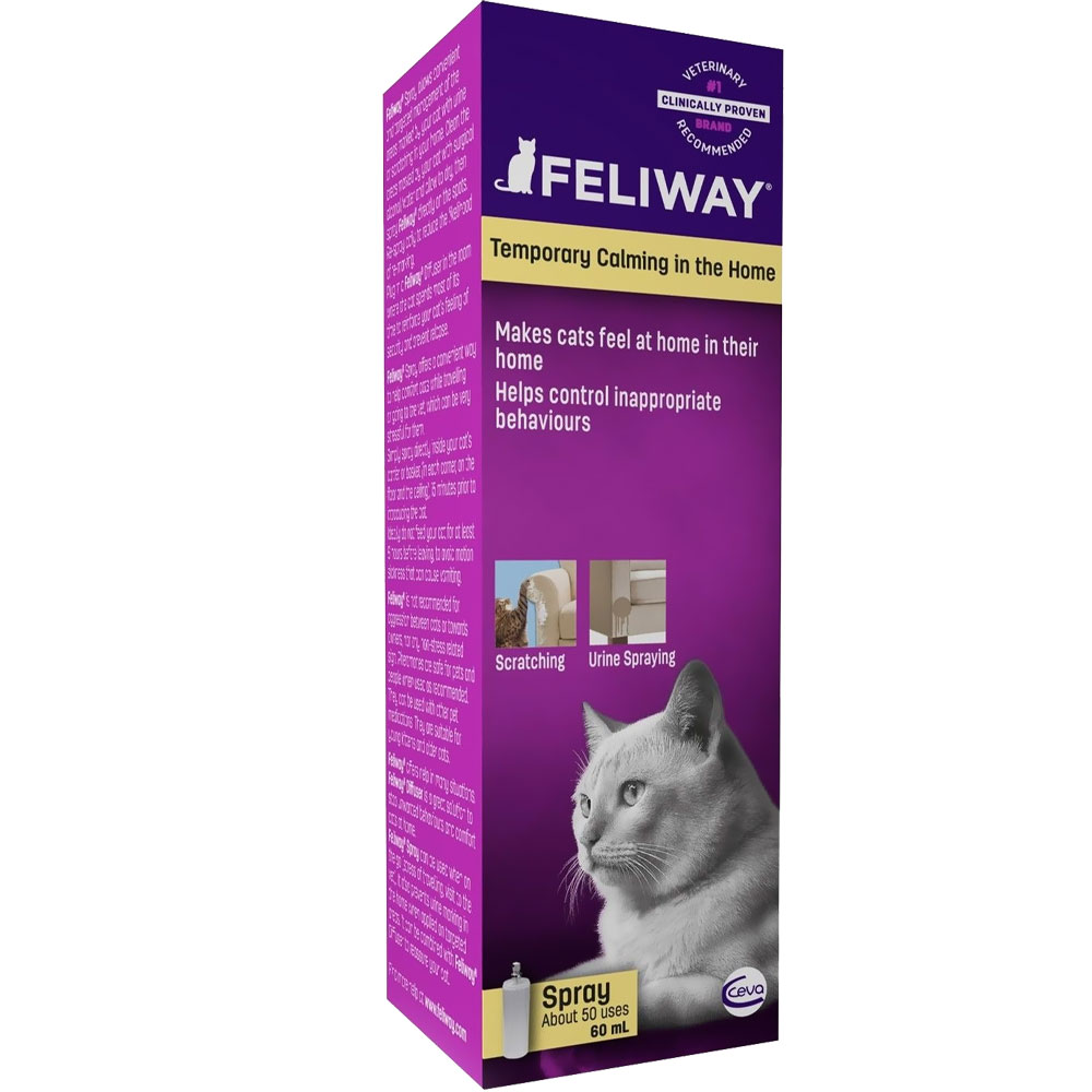Feliway Spray (60 mL) im test