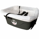 "FidoRido Pet Car Seat - White (24""x18x10"")"