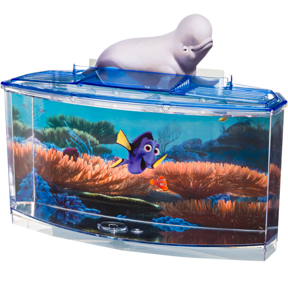 Image of Finding Dory Betta Aquarium Tank Kit (0.7 Gallon)