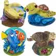 Finding Nemo - Dory & Turtles Aquarium Ornament Set